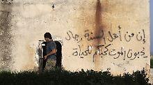 Pläne für die Nachkriegsordnung: Warum wird Syrien nicht einfach aufgeteilt?