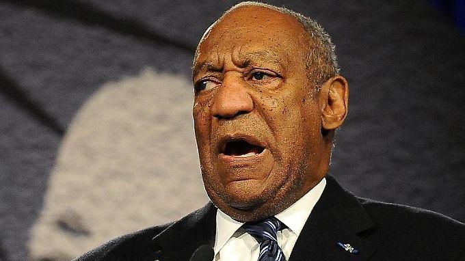 Bill Cosby leugnet alle Vorwürfe.