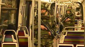 Zwei Männer verhaftet: Polizei vereitelt Terroranschläge nahe Paris