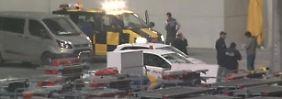In einem Flugzeug in Istanbul: Frau bei Explosion getötet