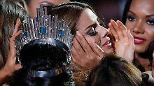 """""""Es war mein Schicksal"""": Falsche """"Miss Universe"""" tief bewegt"""