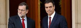 Spanien nach der Wahl: Sozialisten lassen Rajoy abblitzen