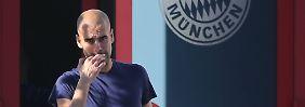Spekulationen über Man-City-Wechsel: Guardiola wird angeblich Rekordverdiener