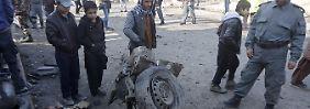 Mindestens ein Todesopfer: Taliban verüben Anschlag auf Nato-Konvoi
