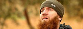 """Nach US-Luftangriff in Syrien: Ist """"Omar der Tschetschene"""" klinisch tot?"""