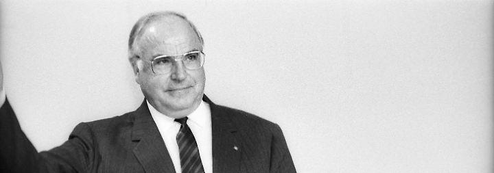 Der Langzeitkanzler: Helmut Kohl