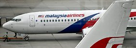 Panne bei Malaysia-Airlines: Jet fliegt in falsche Richtung