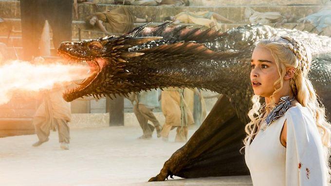"""""""Game of Thrones"""" ist bei den illegalen Serien-Downloads absoluter Spitzenreiter."""
