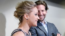 Jennifer Lawrence outet Schweiß-Po: Feuchte Kimme, Herr Cooper?