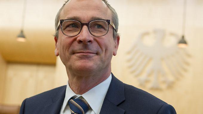 Grünen-Politiker Volker Beck steht mit der fremdenfeindlichen Pegida-Bewegung auf Kriegsfuß.