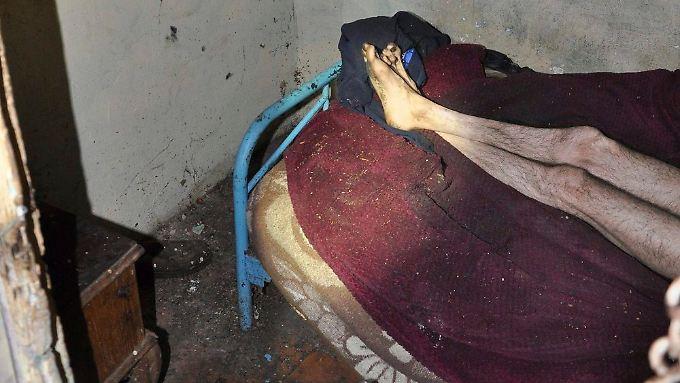 Seinem jahrelangen Gefängnis entkam ein 59-jähriger Spanier erst durch Zufall.