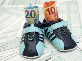 Mehr Geld für den Nachwuchs: Ab 2016 steigen das Kindergeld und der Kinderfreibetrag.