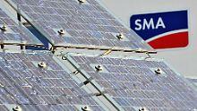 Kahlschlag bei SMA Solar.
