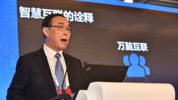 Chang Xiaobing gibt seine Posten an der Spitze der China Telecom ab.