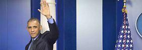 Deutschland-Reise im April: Obama kommt zu Besuch