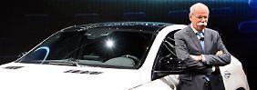 """""""Zetsche kann über Wasser gehen"""": Daimler-Chef hat alles richtig gemacht"""