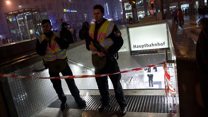 Terrorwarnung an Silvester: IS soll Selbstmordattentat in München geplant haben