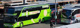 Absage an Maut-Vorschlag: Dobrindt rechnet mit anhaltendem Fernbus-Boom
