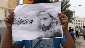 Auch schiitischer Geistlicher tot: Saudi-Arabien exekutiert 47 Menschen