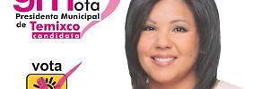 Einen Tag nach Amtsantritt: Mexikanische Bürgermeisterin erschossen