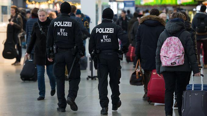 Als mögliches Anschlagsziel galt der Nahverkehr in München.
