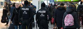 Als mögliches Anschlagsziel galt der Nahverkehr um München.
