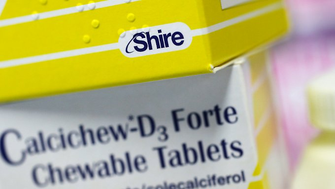 Shire hat sich auf die Herstellung von Medikamenten für seltene Krankheiten spezialisiert.