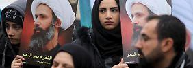 Saudi-Arabien zieht Zorn auf sich: Wer war der hingerichtete Nimr al-Nimr?