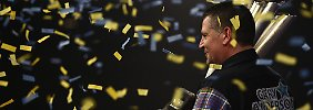 "LIVE-TICKER: Finale der Darts-WM: Knackt der ""Flying Scotsman"" den ""Jackpot""?"
