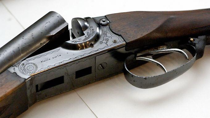 Der Jäger war offenbar legal im Besitz der Schrotflinte (Archivbild).