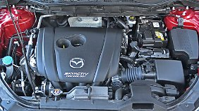 Der 2,5 Liter generiert seine Leistung von 192 PS auch ohne Turbo.