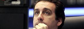 Fast 500 Punkte runter: Dax beginnt 2016 mit einem Crash