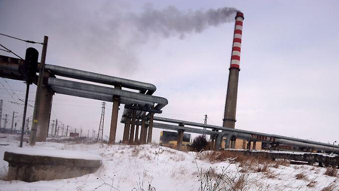 Derzeit bezieht Bulgarien fast sein gesamtes Gas aus Russland.