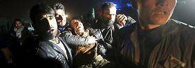Angriff auf Konvoi in Afghanistan: Bundeswehrsoldaten bei Anschlag verletzt