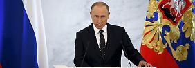 Einladung zu Sicherheitskonferenz: Putin soll sich in München erklären