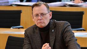 Thüringens Regierungschef Bodo Ramelow.