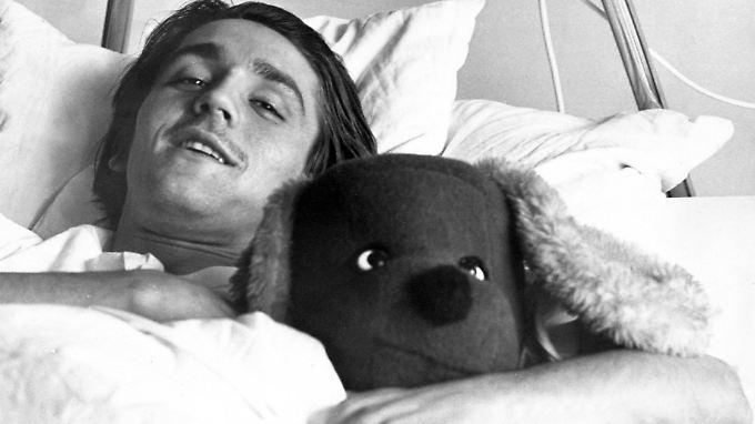 Im Bett mit Mister Pitt: Jupp Kapellmann.