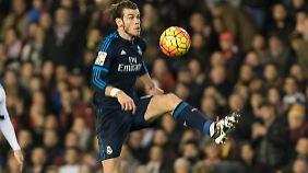 Gareth Bale könnte schon bald von real Madrid zu Manchester United wechseln.