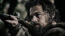 """DiCaprio in """"The Revenant"""": MacGyver im Wilden Westen"""
