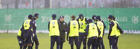 + Fußball, Transfers, Gerüchte +: Wolfsburgs Guilavogui plagt Kälte-Problem