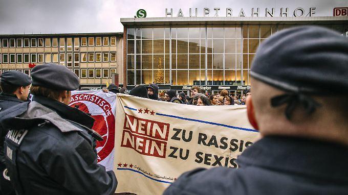 Tolerant und weltoffen: So sehen viele Kölner ihre Stadt.