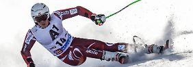 """Kristoffersen verzaubert Slalom-Welt: Der """"Ski-Mozart"""" gibt den Stangentakt vor"""