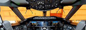 Erste Kennzahlen aus der Produktion: Boeing baut mehr Jets als Airbus