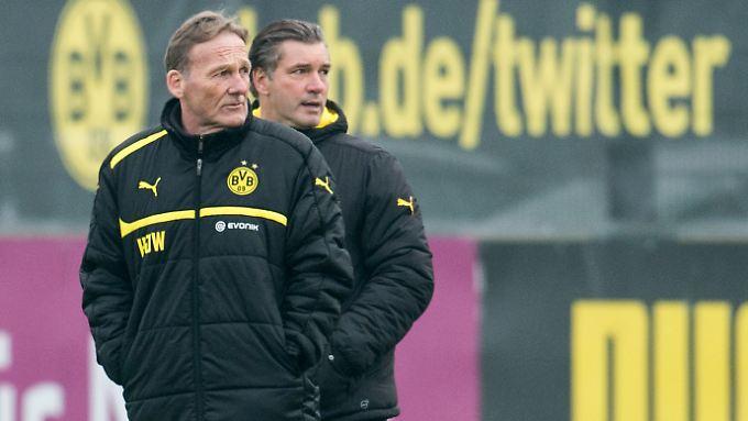 Sportdirektor Zorc kann die Kritik nicht nachvollziehen.