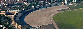 Unterkunft für 8500 Menschen in Berlin: Tempelhof soll Flüchtlingsdorf werden