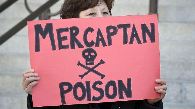 Notstand in Vorort von Los Angeles: Gas strömt seit Monaten aus leckgeschlagenem Speicher