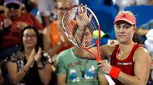 Angelique Kerber möchte bei den Australian Open endlich ihren ersten Grand-Slam-Titel gewinnen.