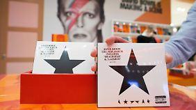 """David Bowies """"Blackstar"""" erscheint am 8. Januar bei Sony."""