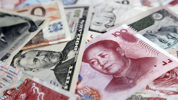 Abwertungswettlauf: Währungskrieg droht