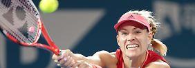 Endspielpleiten für Tennisdamen: Kerber und Görges verpassen finale Krönung
